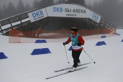 Doublé en or pour Special Olympics