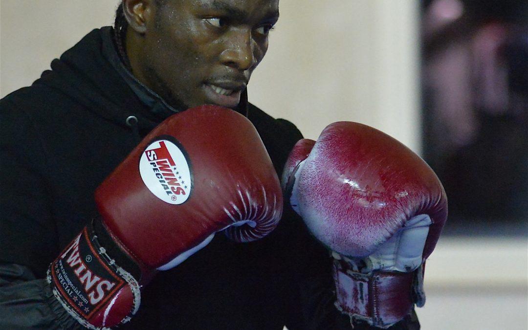 Prince Junior combattra ce week-end au «Thai Boxe Mania» de Turin