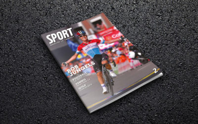 Sport Magazine Luxembourg n°2 disponible