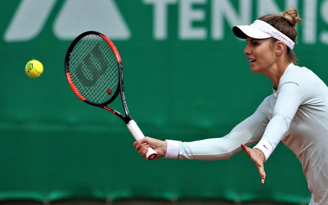 Mandy Minella en quarts de finale du tournoi 250.000 $ de Séoul