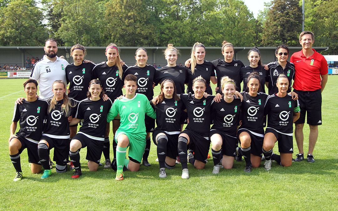 Vers un duel Junglinster – Bettembourg en championnat de football féminin ?
