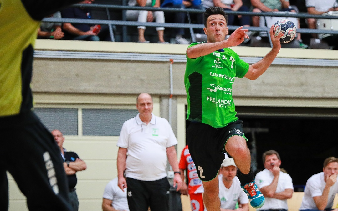 Handball : Grosse performance de Käerjeng en Coupe d'Europe