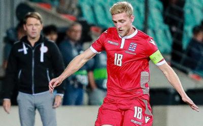 Le Luxembourg à un succès des barrages de l'Euro 2020