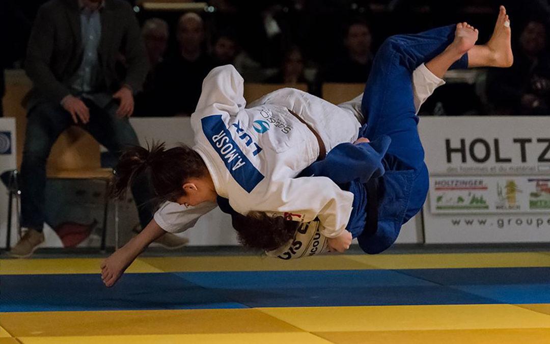 Championnats nationaux de judo ce samedi à Mondorf