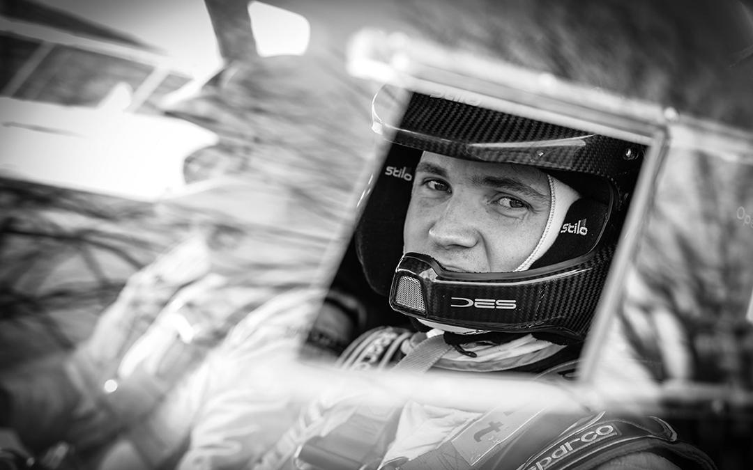 Un jeune luxembourgeois au rallye de Monte-Carlo !