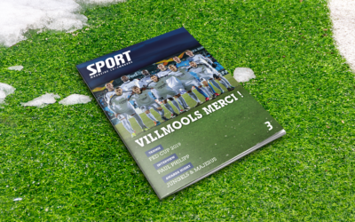 Sport Magazine Luxembourg n°3 disponible