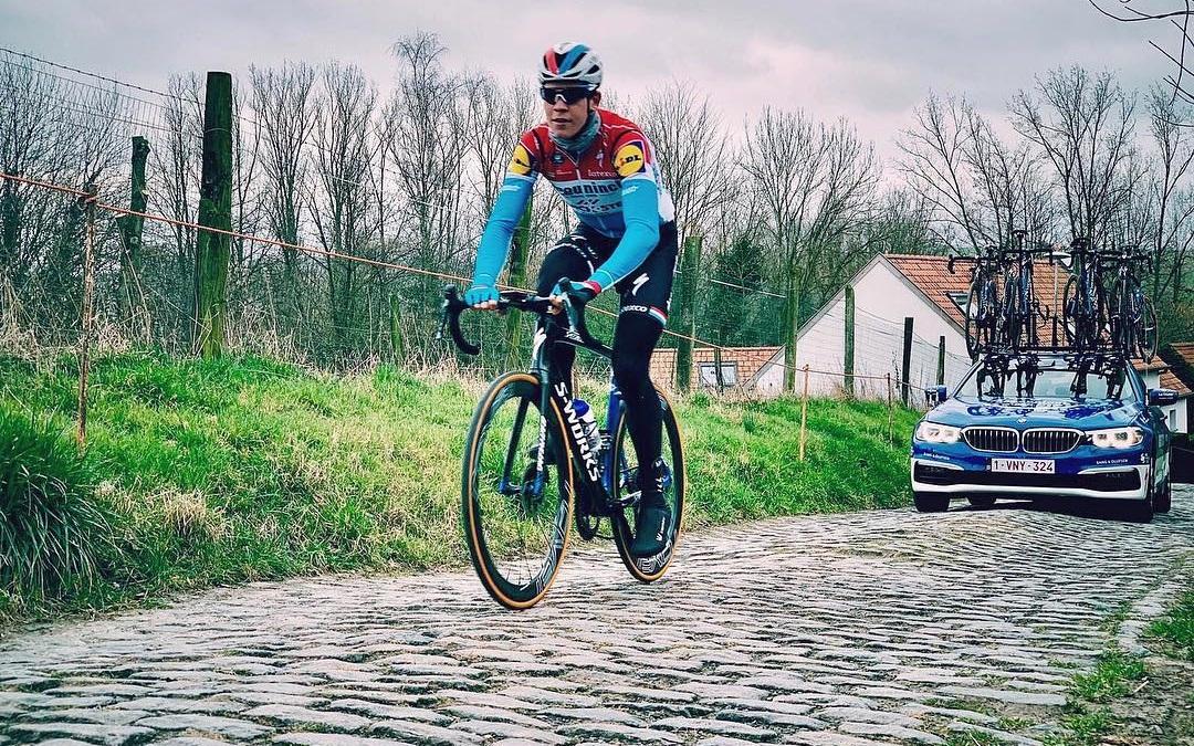 Circuit Het Nieuwsblad : Bob Jungels face à ses nouveaux défis
