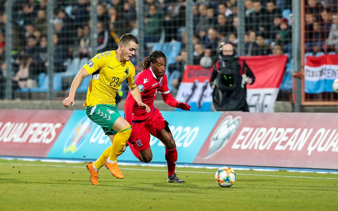Euro 2020 : première victoire pour le Luxembourg