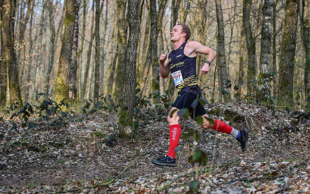 Yannick Lieners nouveau champion du Luxembourg de Cross-Country