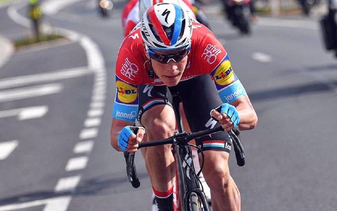 Classiques printanières terminées pour notre champion national qui finit 16ème du tour des Flandres