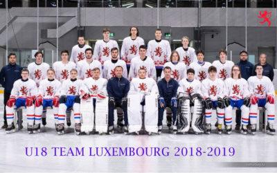 Hockey sur glace : l'équipe nationale U18 aux mondiaux en Afrique du Sud