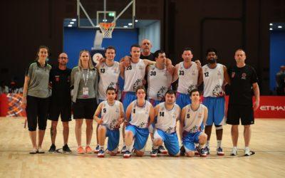 15 Medaile fir d'Special Olympics Sportler