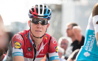 Bob Jungels vise un nouveau top 10 au Giro