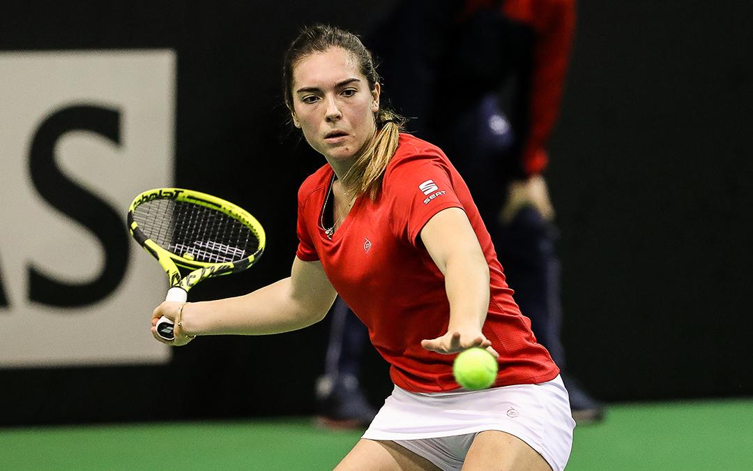 Eléonora Molinaro remporte le tournoi d'Antalya