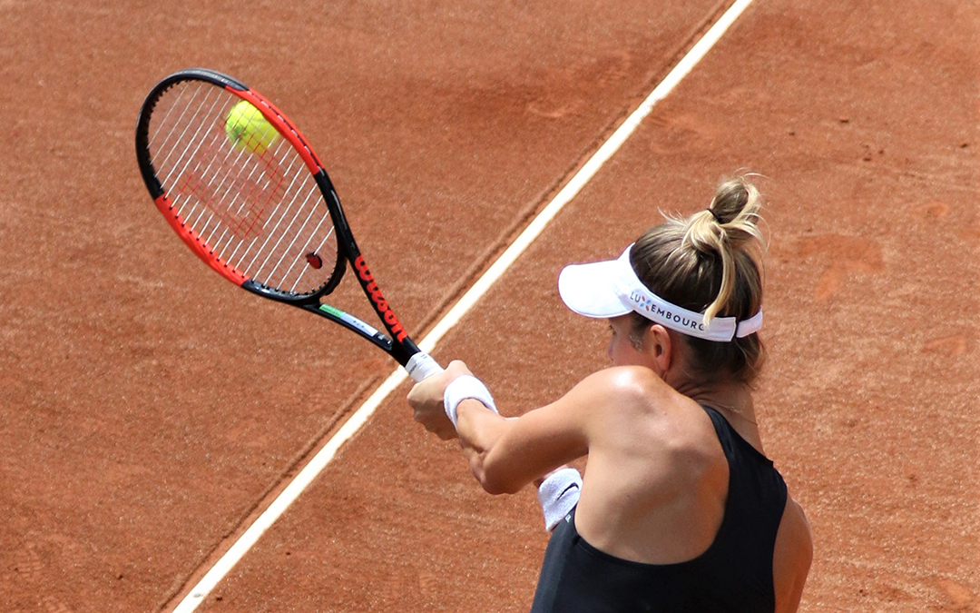 La meilleure joueuse luxembourgeoise qualifiée pour le tableau principal de Roland Garros