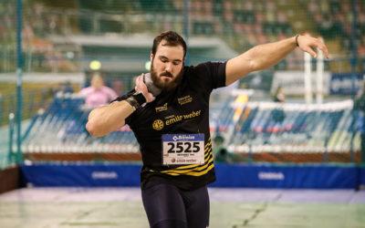 Championnats nationaux d'athlétisme ce week-end au stade de Schifflange